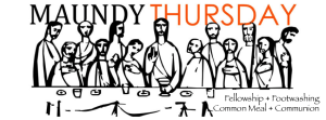 FB Event Cover - Maundy Thursday
