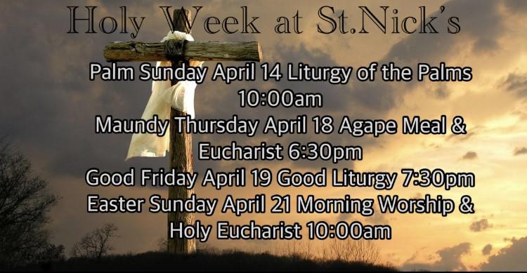 holy week 2019 1