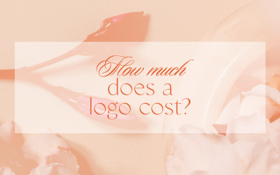 How much does a logo cost?