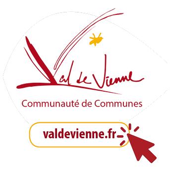 Logo Val de Vienne