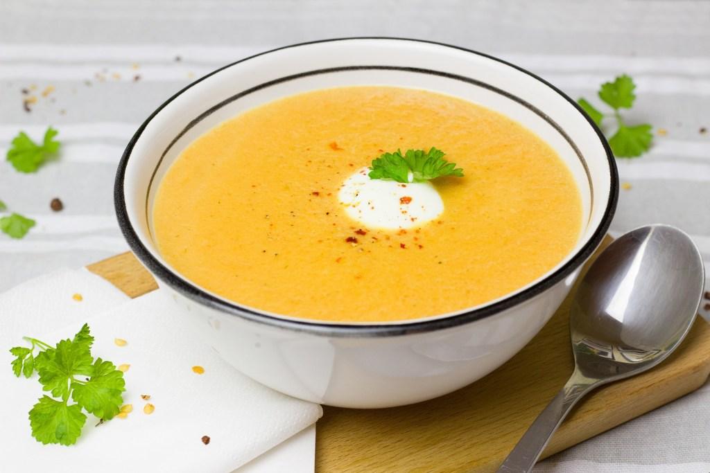 soirée soupe