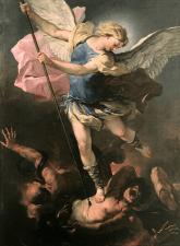 تساعية مار ميخائيل رئيس الملائكة