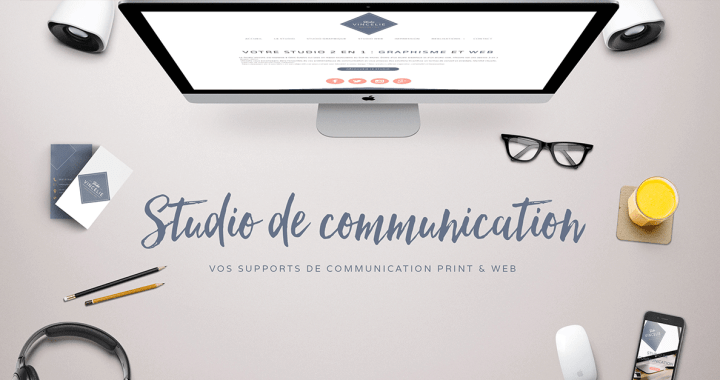 Vincelie - Studio de communication