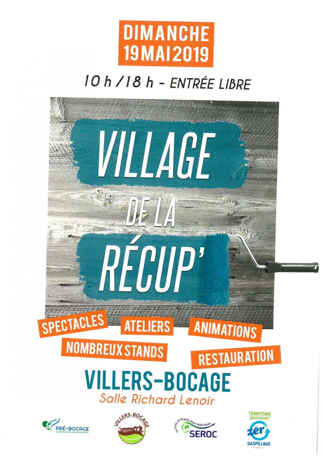 village de la recup 19052019