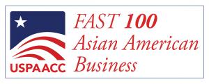 USPAACC Fast 100 Logo