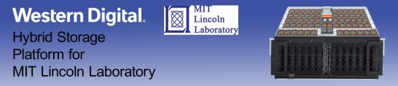 WD JBOD Saitech MIT Lincoln Lab