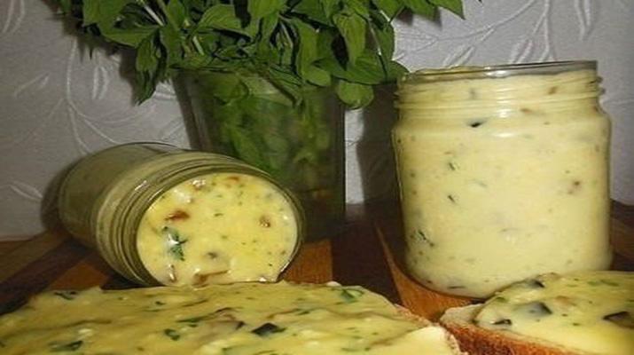 Домашний плавленный сыр - готовится ну-очень просто