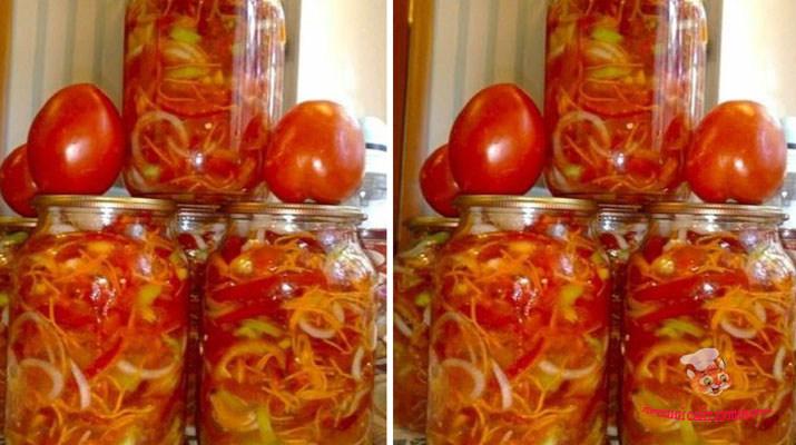 salat-iz-morkovi-i-pomidorov-na-zimu