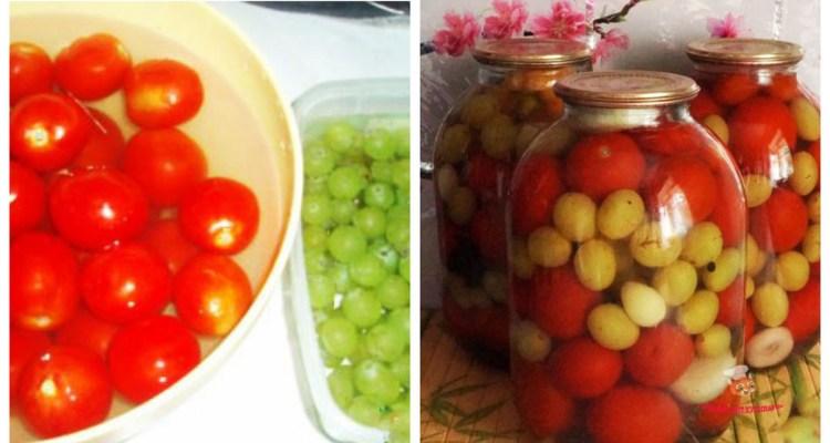 marinovannie-pomidori-s-vinogradom-na-zimu4