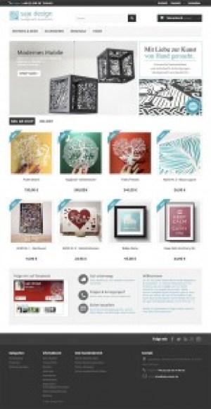 saje design: Der neue Shop