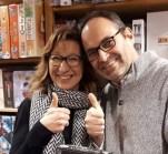 Amaya et Thierry Sajou