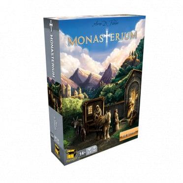 Monasterium, le jeu en VF édité par Matagot