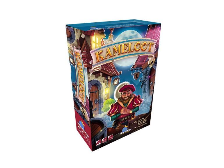 Le jeu de société Kameloot édité par Blue Orange