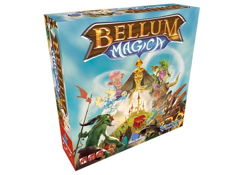 Le jeu de société Bellum Magica édité par Blue Orange