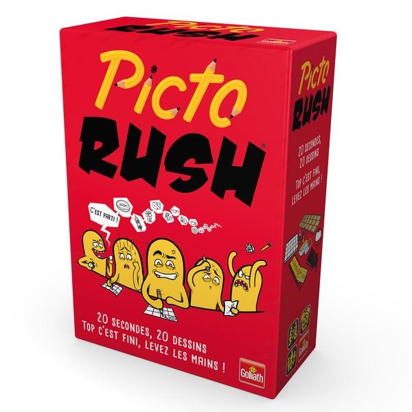Picto Rush édité par Goliath