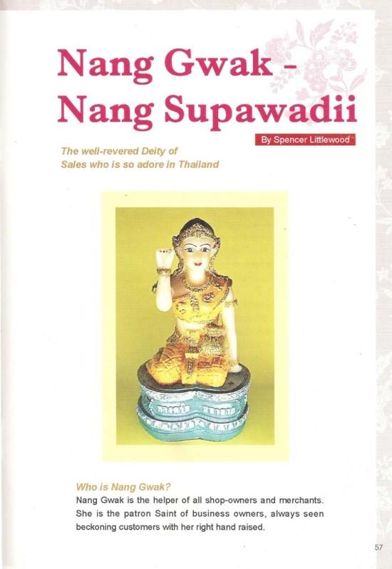 Nang Gwak - ??????? ?????????? Namg Supawadii