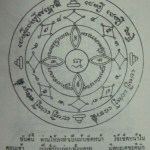 Yant Maha Laluay - Seductive Mercy Charm Yantra