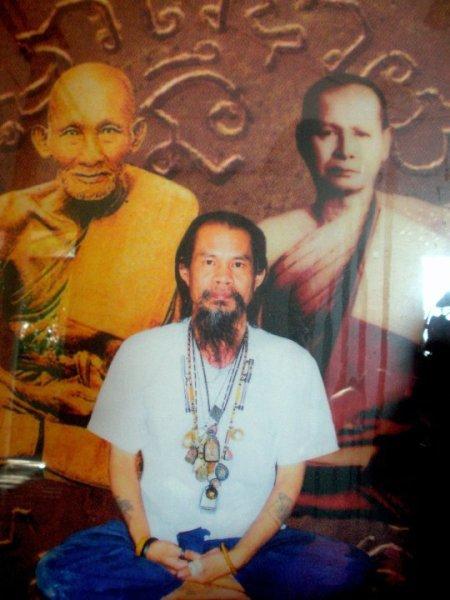 Ajarn Gop, Looksit Luang Phu Nai Wat Ban Jaeng