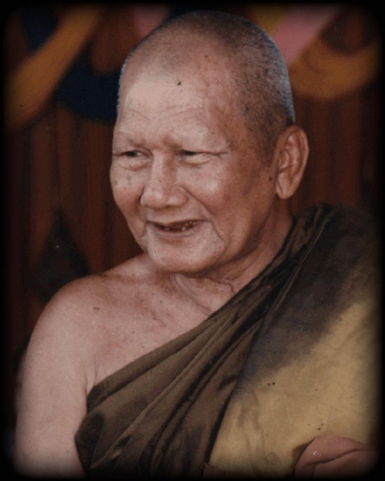 The great master of Sak Yant - Luang Por Phern