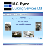 M.C. Byrne Building Services