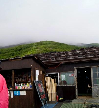 6合目山小屋