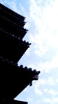 1300年前の建物