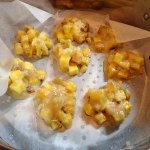 サツマイモを生かした和菓子(鬼まんじゅう)