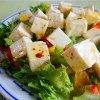 豆腐をグレードアップ(豆腐のオリーブオイル漬け)