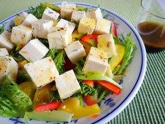 160129豆腐オリーブオイル漬10