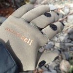 冬の釣りは手が冷たい|モンベル ネオプレンフィッシンググローブ
