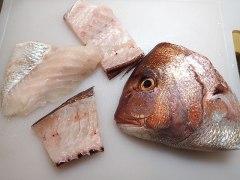 160307鯛のアラ煮02