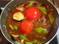 160727夏野菜カレー12