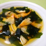 黄金色のタマゴタケスープ|タマゴタケ 料理