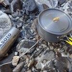 アルミクッカーの金属臭問題、ついに決着|モンベル アルパインクッカー 16