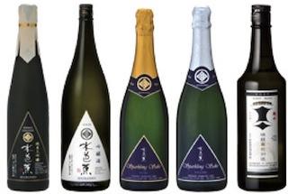 Winners of the 2014 Fine Sake Awards Japan