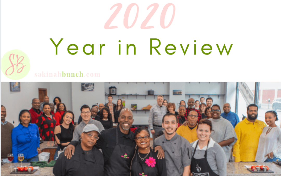 Holistic Coaching with Sakinah B – Year in Review
