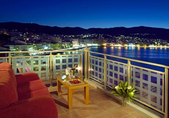 sakız adası chandris otel