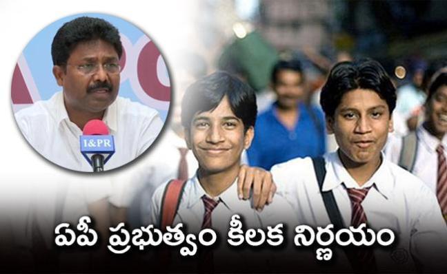 10th Class Exams In Andhra Pradesh Cancelled - Sakshi