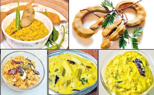 Tamarind Special Variety Recipes - Sakshi