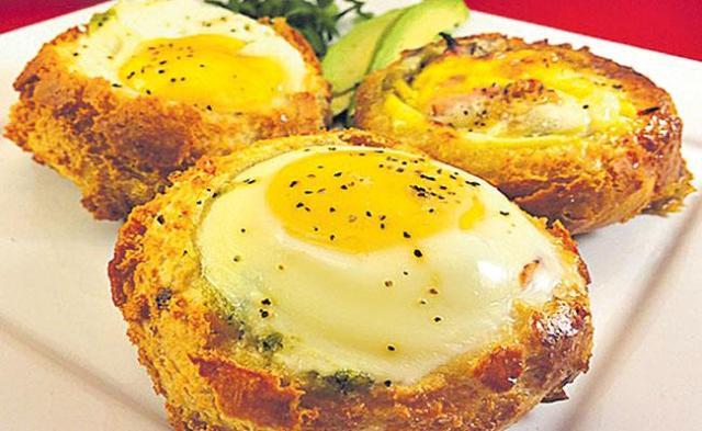 Egg Bun, Apple Halwa, Banana Punugulu Recipes - Sakshi