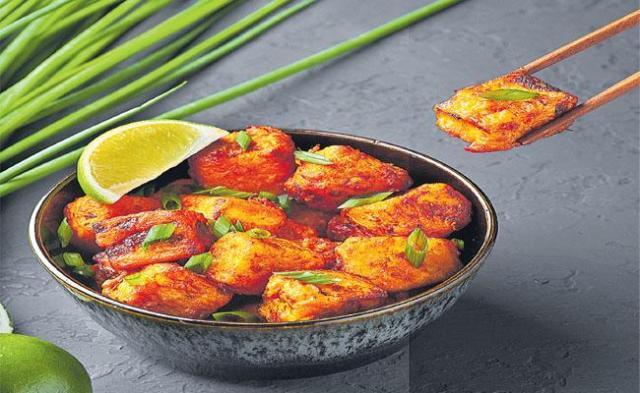 Paneer 65, Palak Paratha Recipe In Telugu - Sakshi