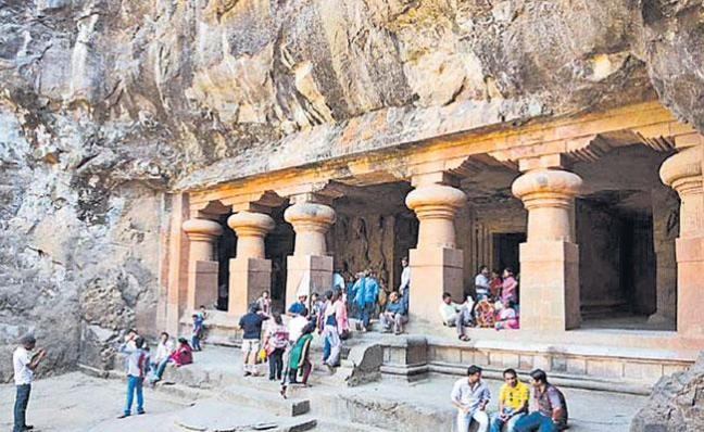 Elephanta Caves: History, How to Reach, Timings, Ferry Service, Elephanta Island - Sakshi