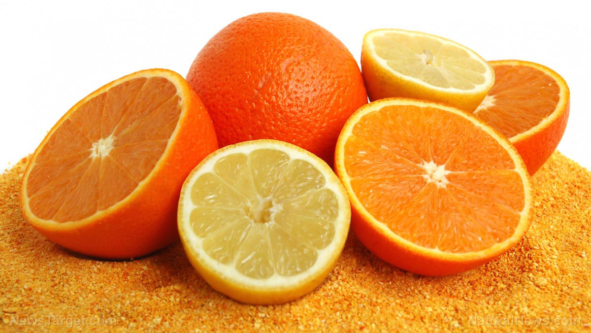 Image: New study suggests Vitamin C is cancer's worst enemy