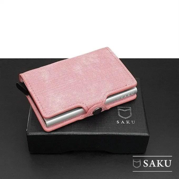 Saku Official - Dompet Kartu Saku Denim