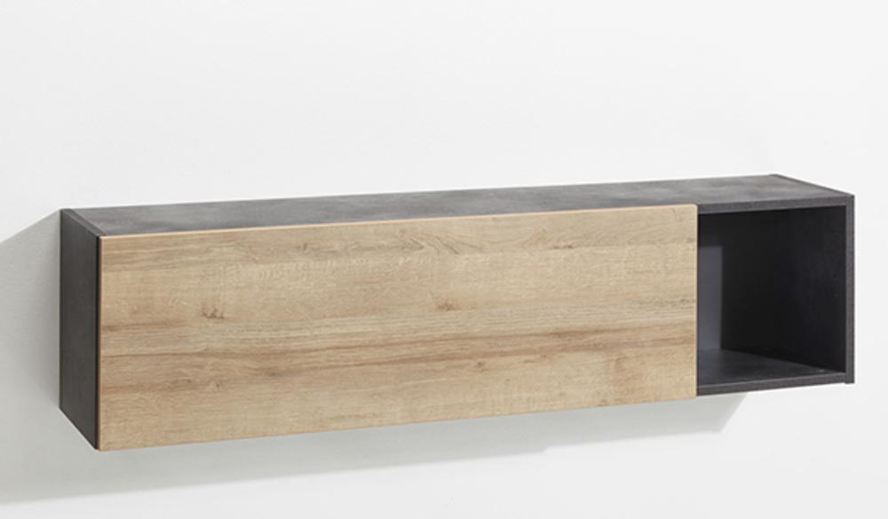 etagere de rangement xiaolin mural tv cabinepartition fond decoration set top box rack armoire murale 120 23cm 20 couleur light walnut etageres de rangement bricolage