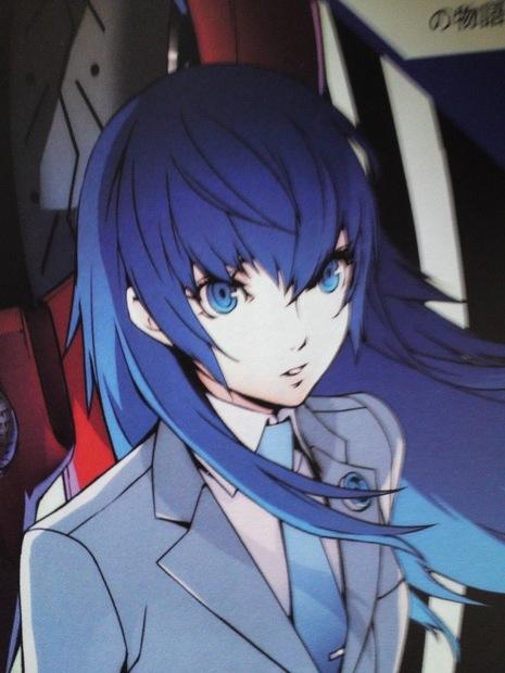 Persona x Detective NAOTO kuudere