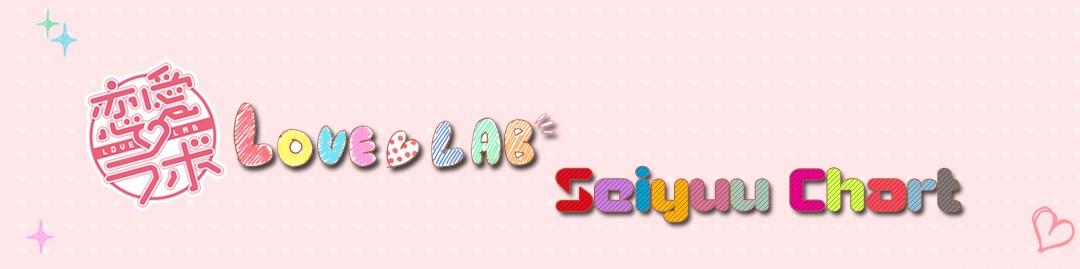 Seiyuu Chart: Love Lab!