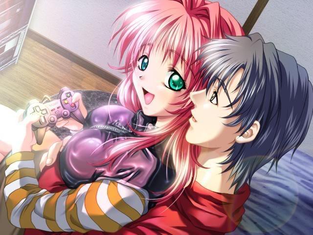 Player Boyfriend VS Player Girlfriend : Fight!!