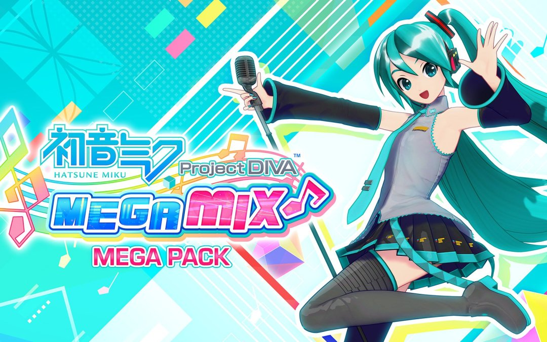 Hatsune Miku: Project DIVA Mega Mix Launch Date Revealed for Nintendo Switch