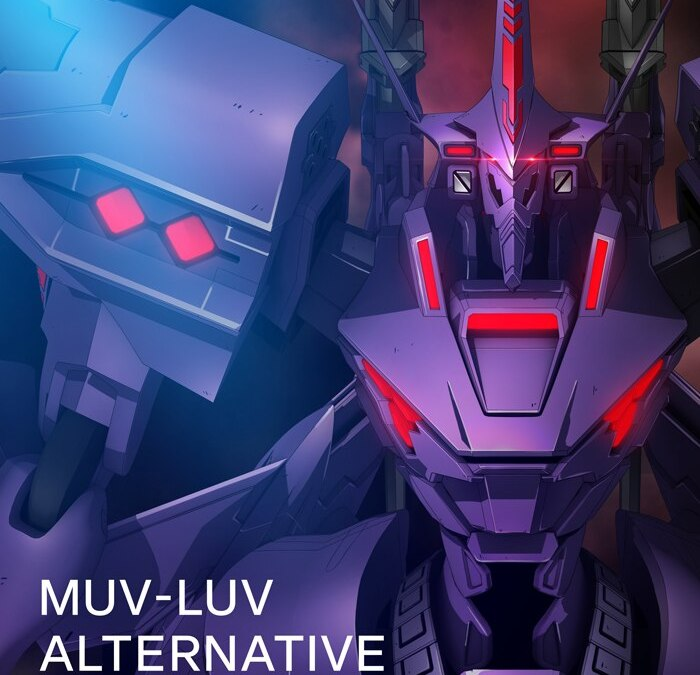 Muv-Luv Alternative Anime Confirmed for 2021!